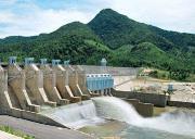 Cụm công trình đầu mối Hồ chứa nước Định BÌnh