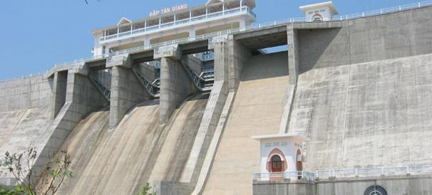 Tan Giang Reservoir