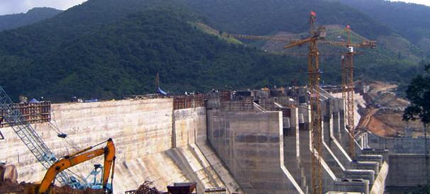 CuaDat Dam